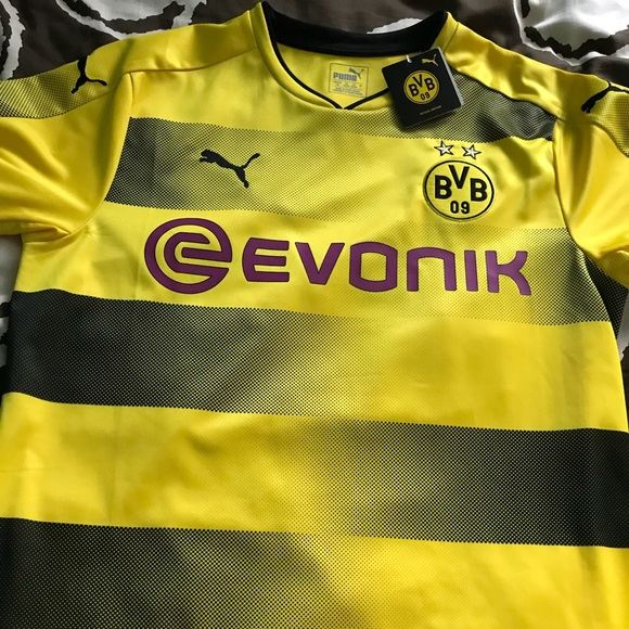 Borussia Dortmund 1718 Home Jacket